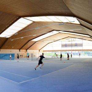 Tennis-Panorama
